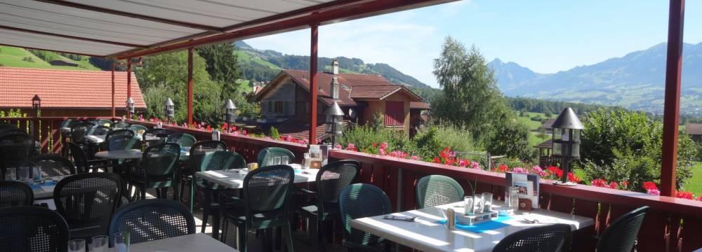 Landgasthof Grossteil in Giswil
