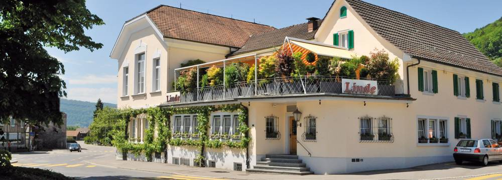 Restaurants in Weiningen: Linde Weiningen