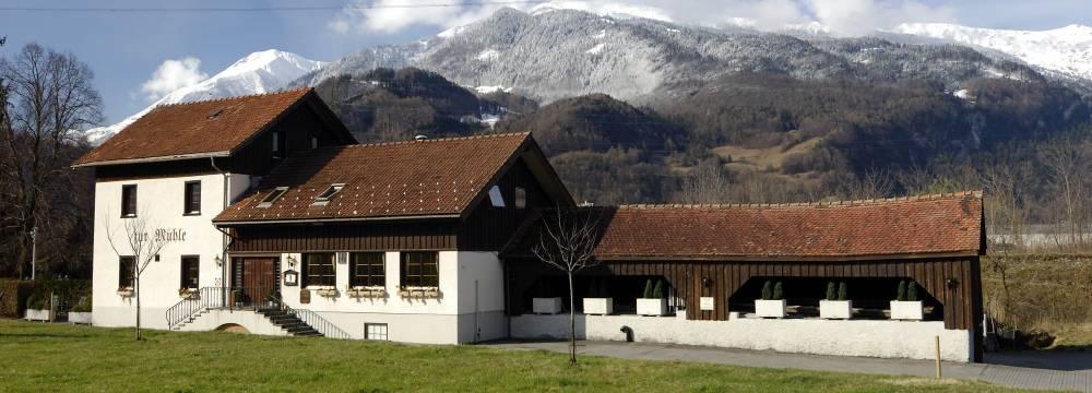 Restaurants in Flaesch: Restaurant Mühle