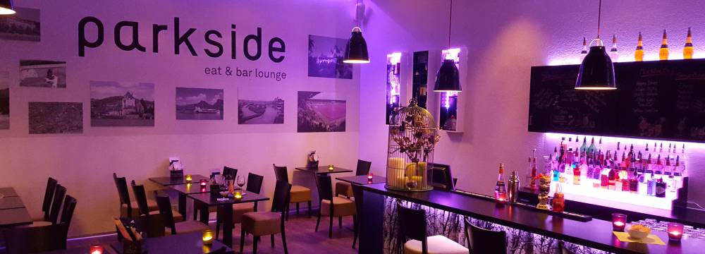 Restaurants in Thun: parkside eat & bar lounge