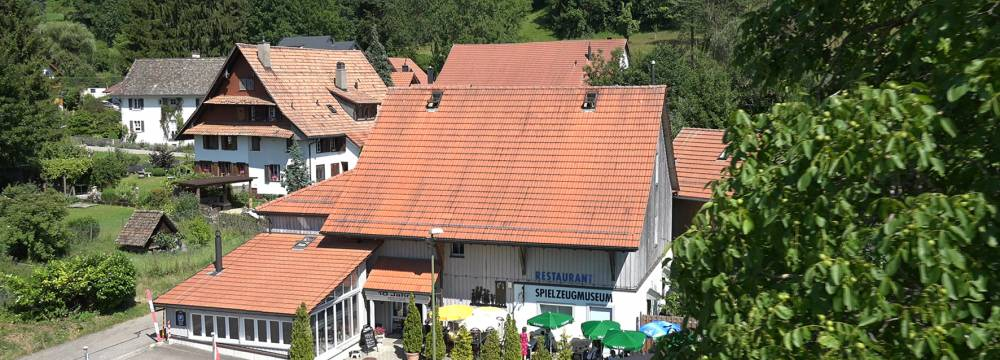 Restaurants in Breiten (Aeugstertal): Pegasus Small World