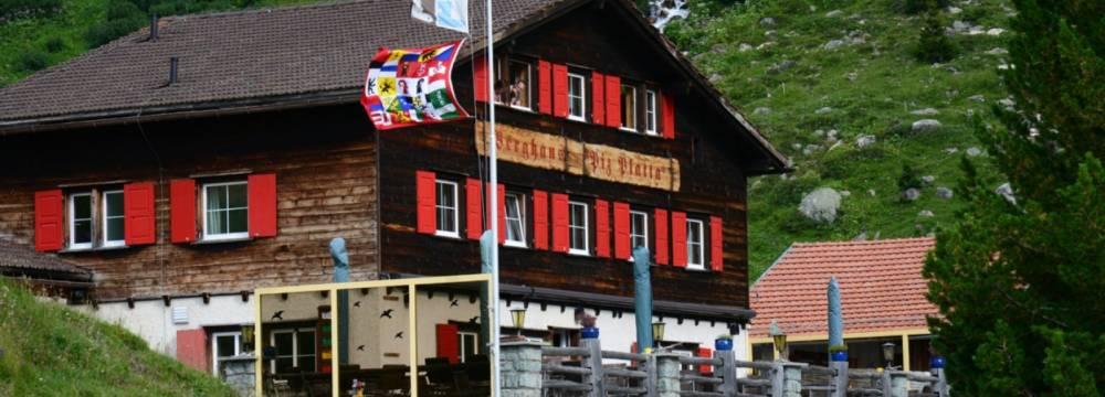 Restaurants in Sur: Berghaus Piz Platta (Alp Flix)