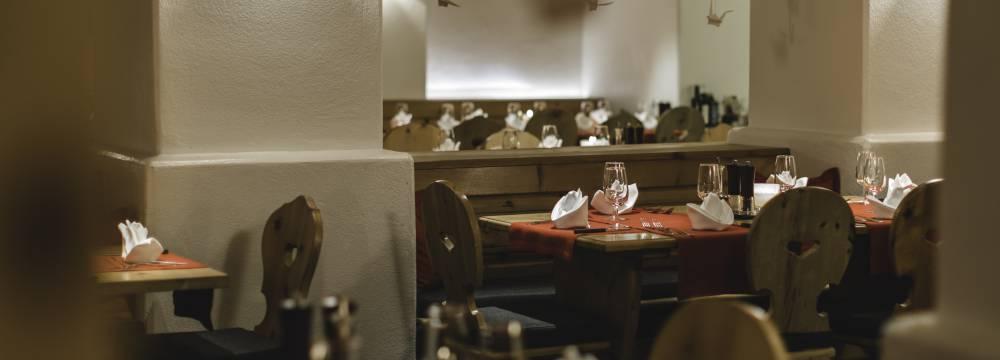 Pizzeria Caruso in St. Moritz