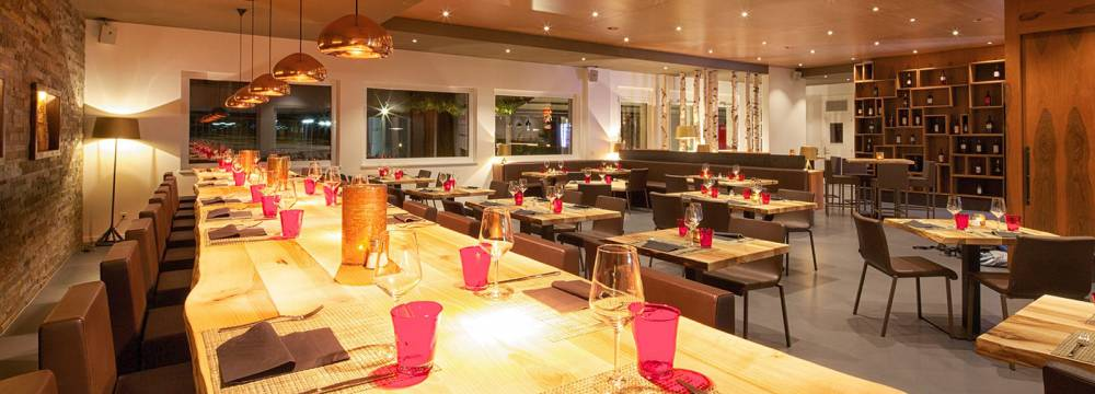 Restaurants in Maggia: Quadrifoglio