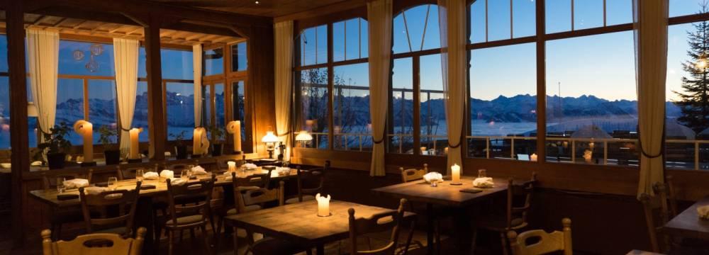 Restaurant Regina Montium in Rigi Kaltbad