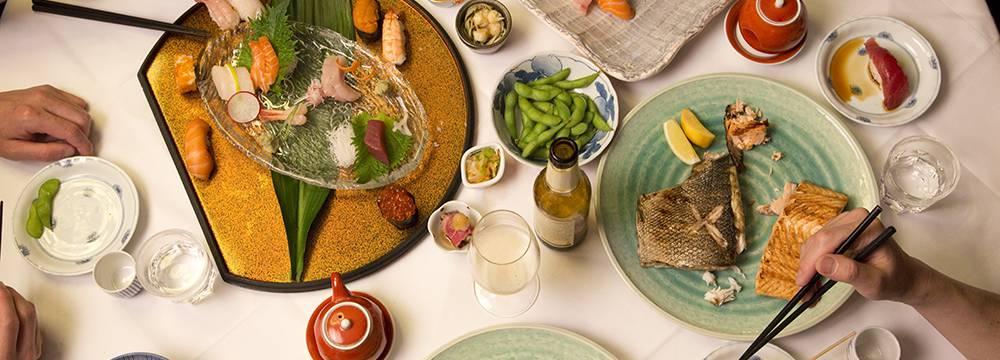 Restaurants in Zürich: Sala of Tokyo