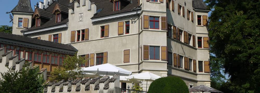 Restaurant Schloss Seeburg in Kreuzlingen