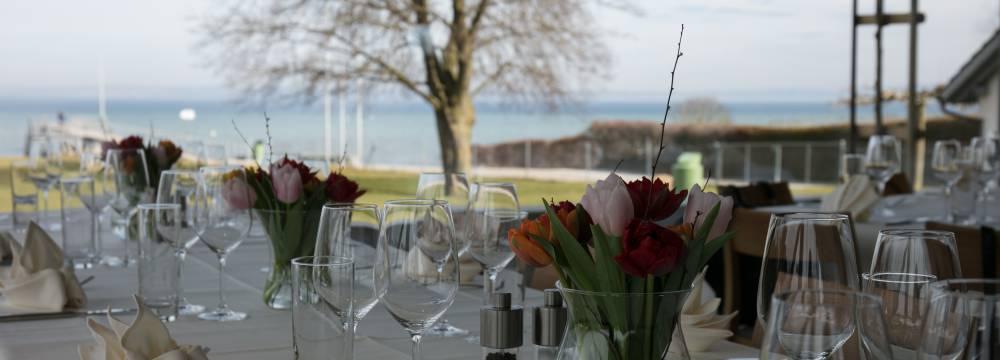 Restaurants in Egnach: Seehuus