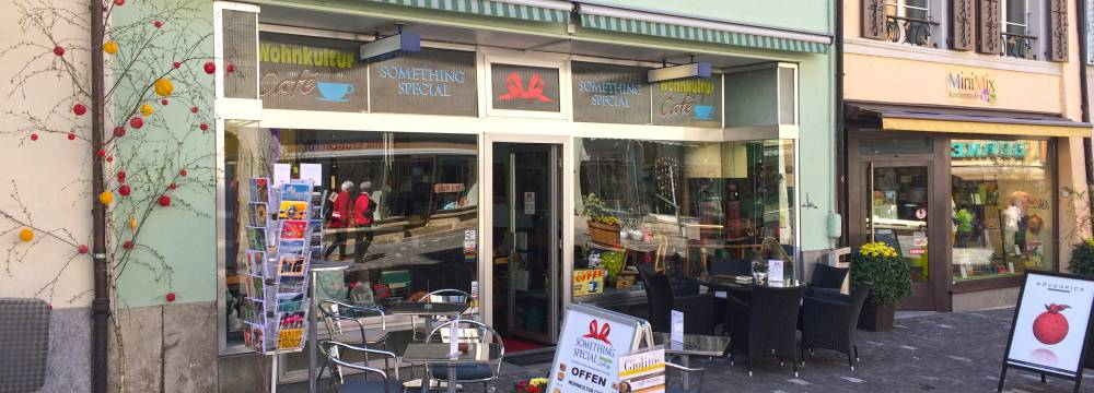 Restaurants in Bremgarten: Something Special