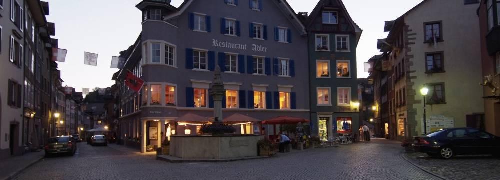 Taverne zum Adler in Laufenburg