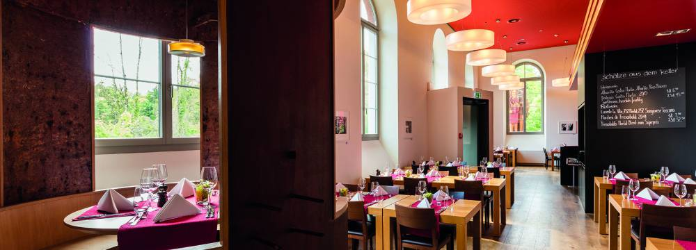 Restaurants in Glattfelden: Kesselhaus (Hotel Riverside)