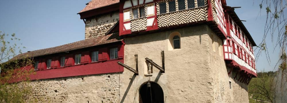 Wasserschloss Hagenwil Restaurant in Amriswil