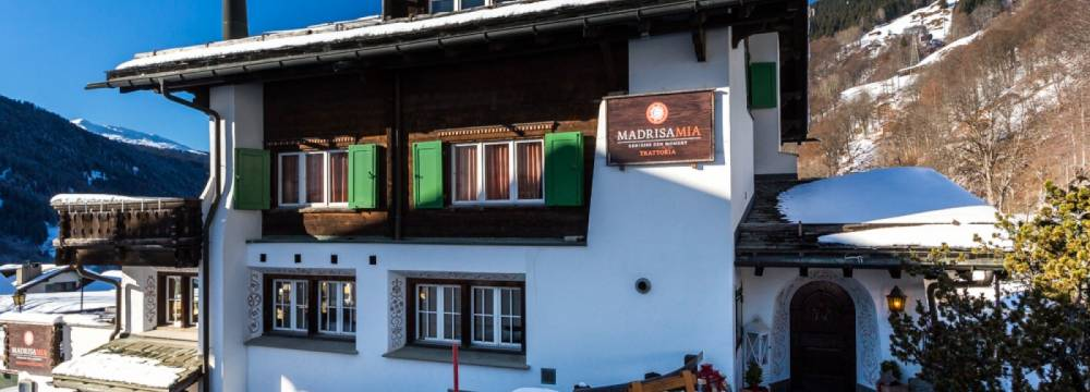 Restaurants in Klosters: Madrisa-Mia