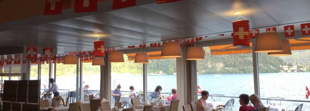 Baia Ristorante Panoramico in Ponte Tresa