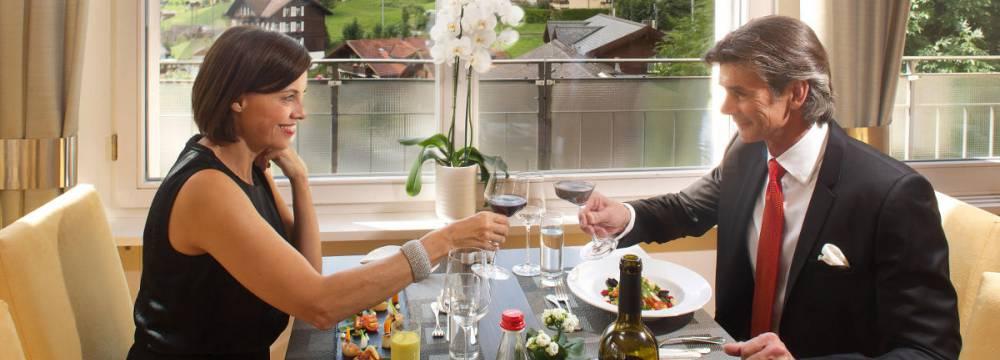 Restaurants in Grindelwald: Restaurant Belvedere
