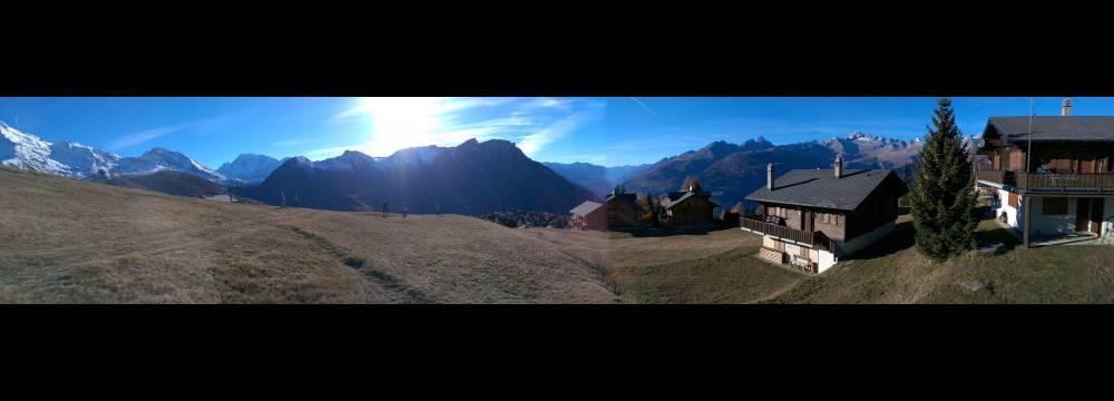 Berghotel-Klenenhorn in Rosswald