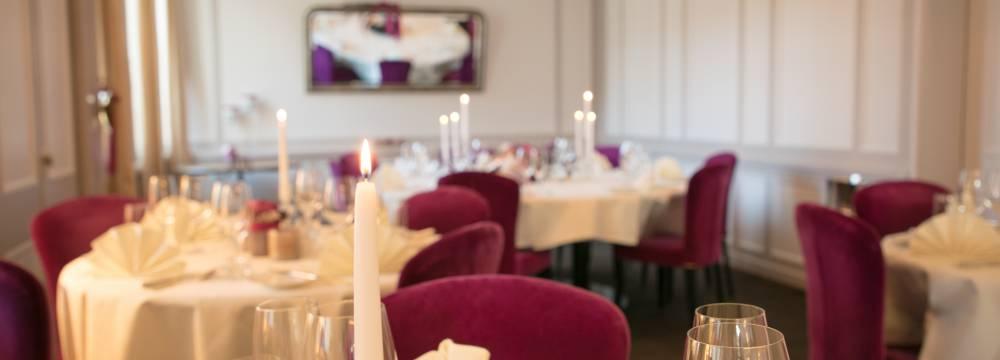 Restaurants in St. Gallen: Erststock-Restaurant Hotel Metropol