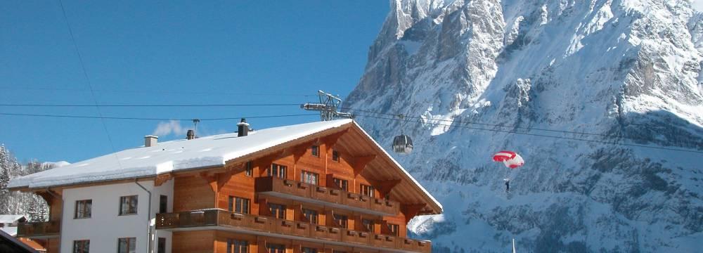 Hotel Bodmi in Grindelwald