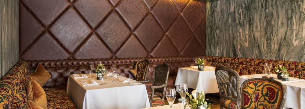 Restaurants in St. Moritz: Da Vittorio - St. Moritz