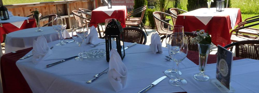 Restaurants in Zweisimmen: Gasthof Derby