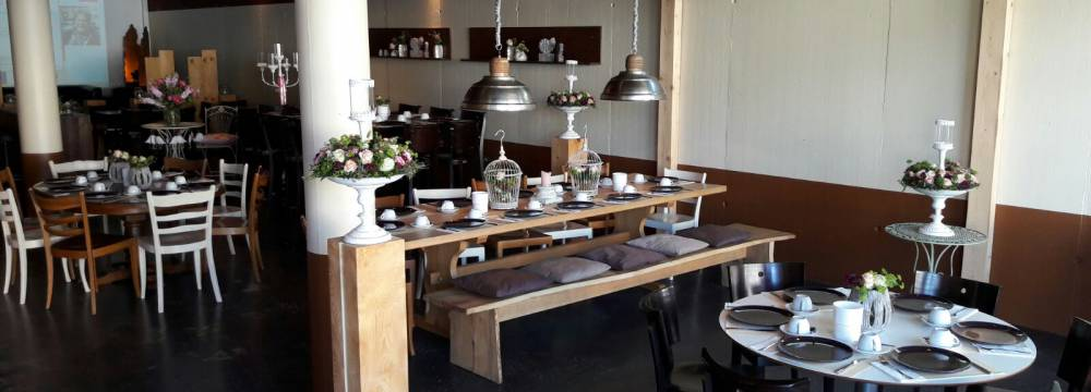 Restaurants in Entlebuch: Due Cafe & Bar