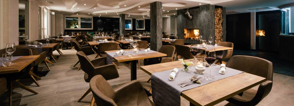 Restaurant Filet et Fils Modern Grill in Zermatt