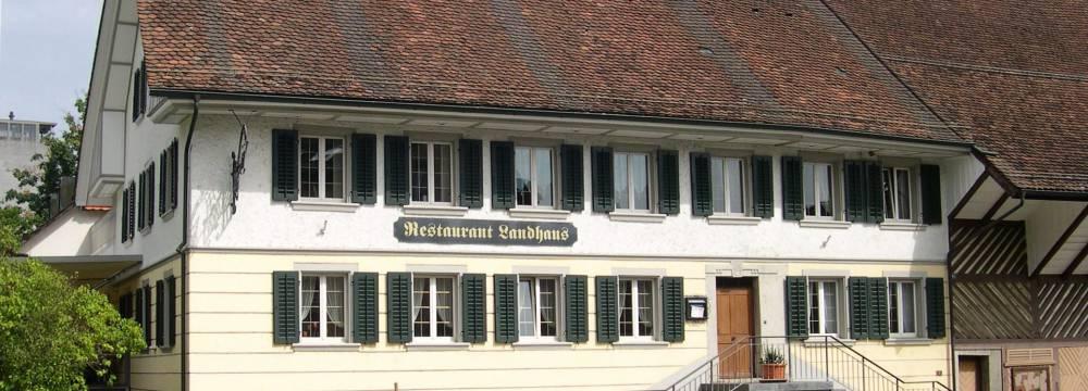 Restaurants in Villmergen: Friedli's Landhaus