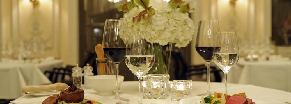 Restaurants in Lucerne: Restaurant Galerie (im Hotel Schweizerhof)