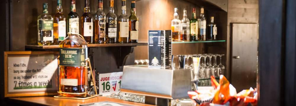 Restaurants in St. Gallen: Gallus Pub