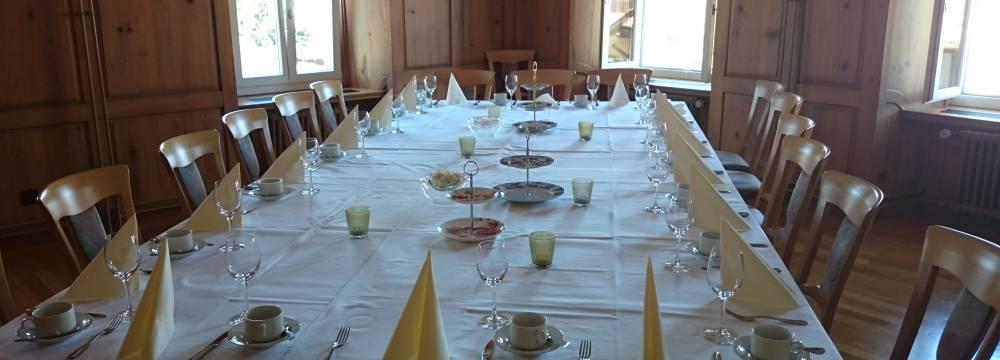 Restaurants in Bunzen: Restaurant Hirschen