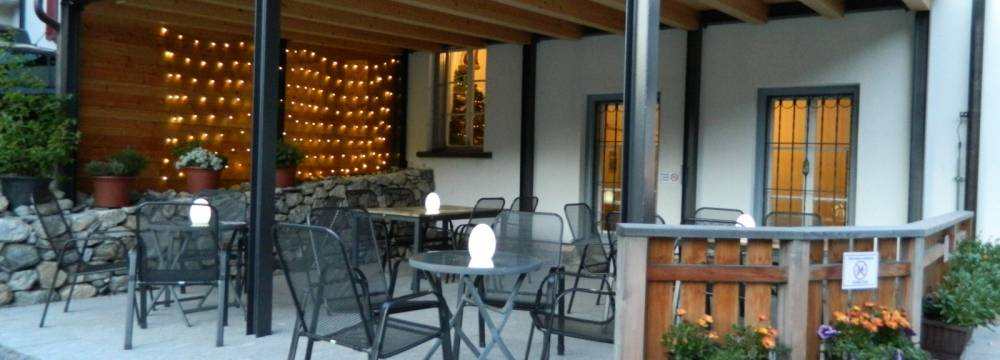 Hotel Preda Kulm in Preda