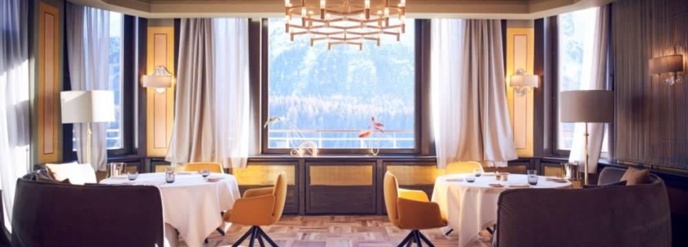 IGNIV by Andreas Caminada in St. Moritz