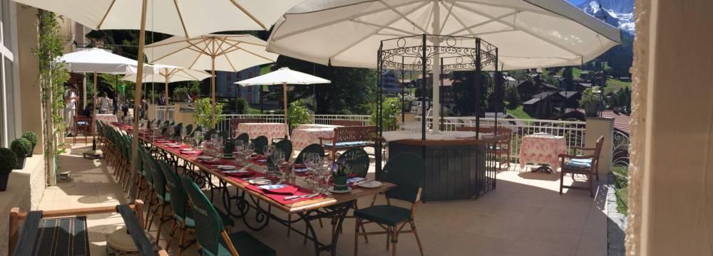 Restaurant Jack s Brasserie in Wengen