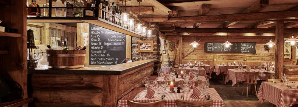 La Fromagerie Gstaad Palace in Gstaad