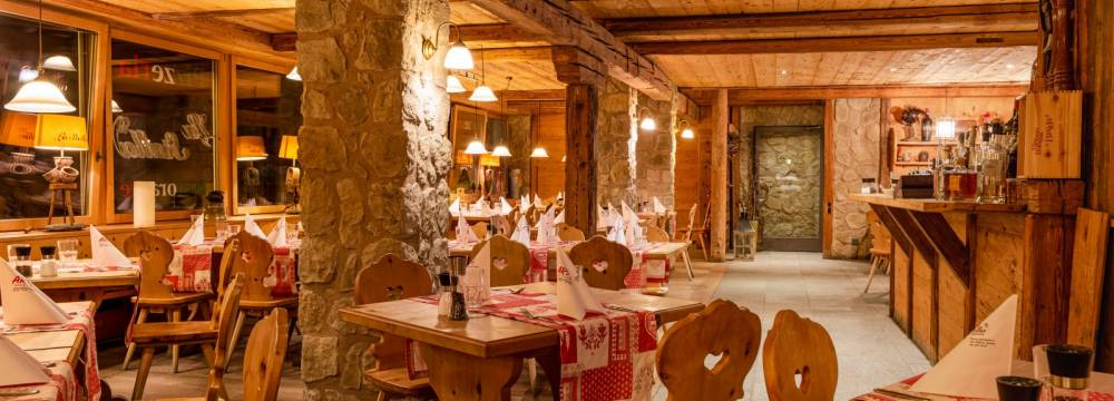 La Stalla in St. Moritz