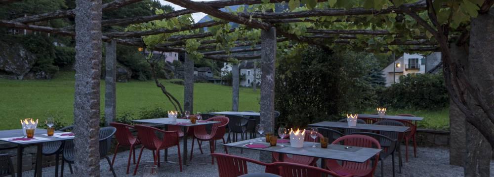 Restaurants in Bignasco: Locanda Turisti