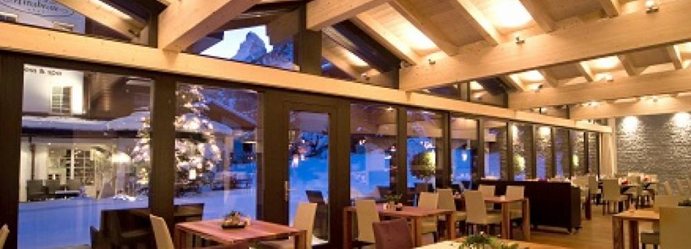 Restaurants in Zermatt: Mirabeau