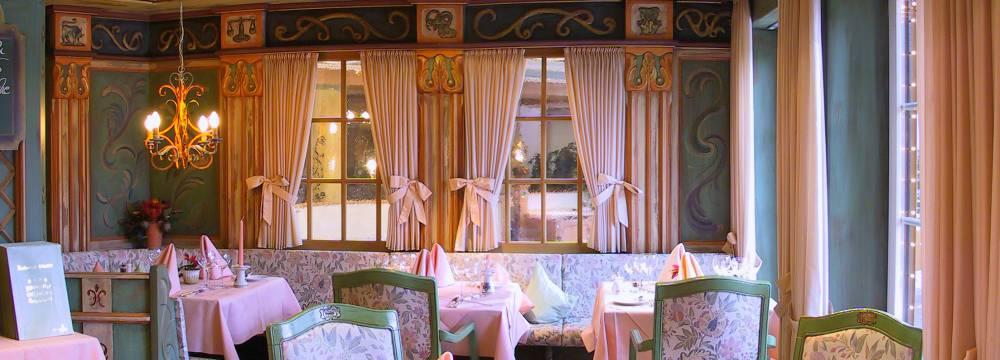 Restaurants in Grindelwald: Schmitte Hotel Schweizerhof