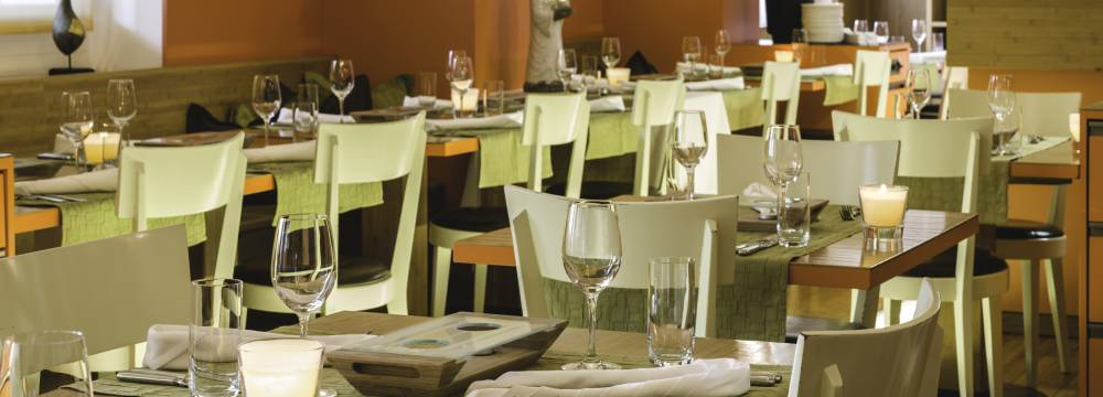 Restaurants in St. Moritz: Siam Wind