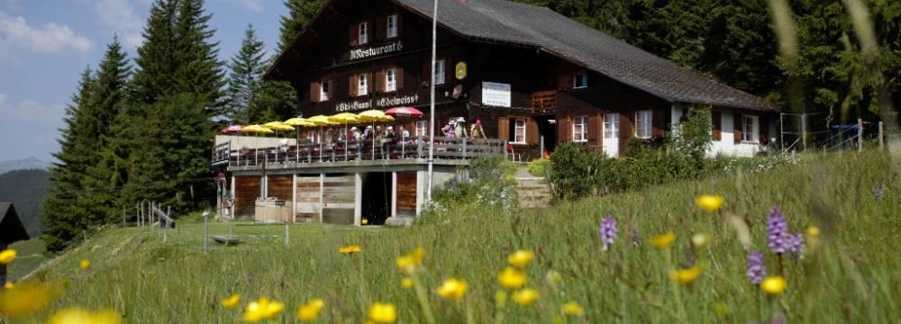 Restaurant Skihaus Edelweiss in Burglen