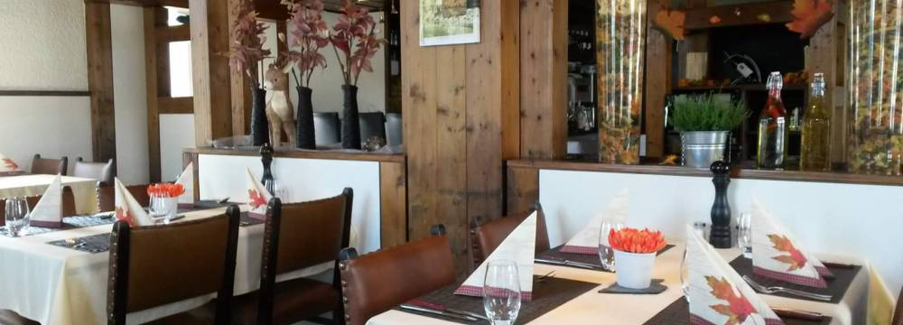 Restaurants in Rüti: Restaurant Pizzeria Sonne