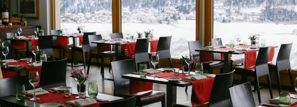 Restaurant Stars - Nira Alpina in Silvaplana