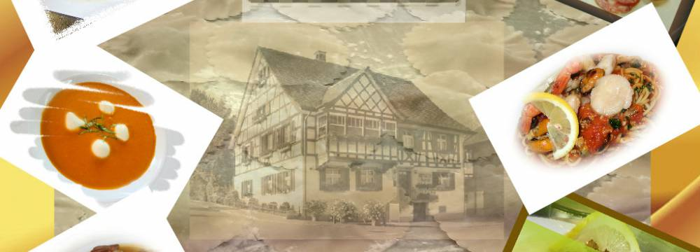 Restaurants in Flaach: Restaurant Sternen