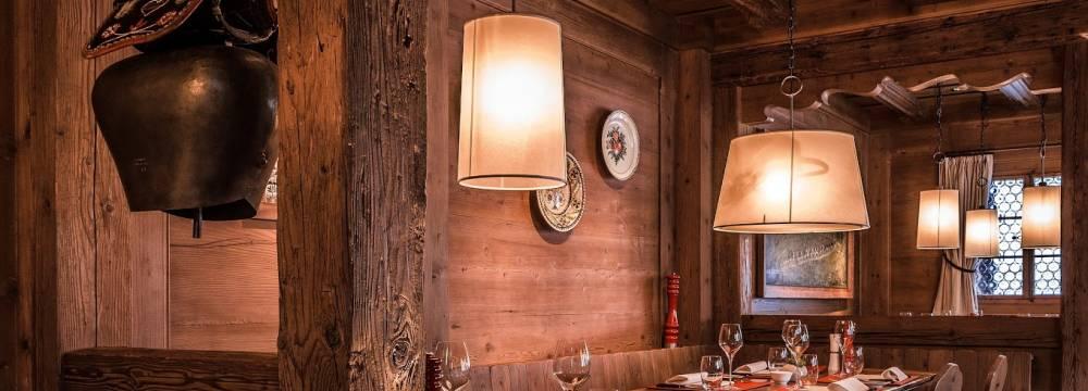 Restaurants in Saanen: Swiss Stübli - The Alpina Gstaad