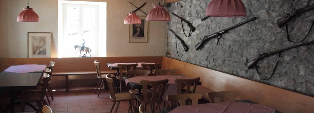 Restaurant Teufelsbrücke in Andermatt