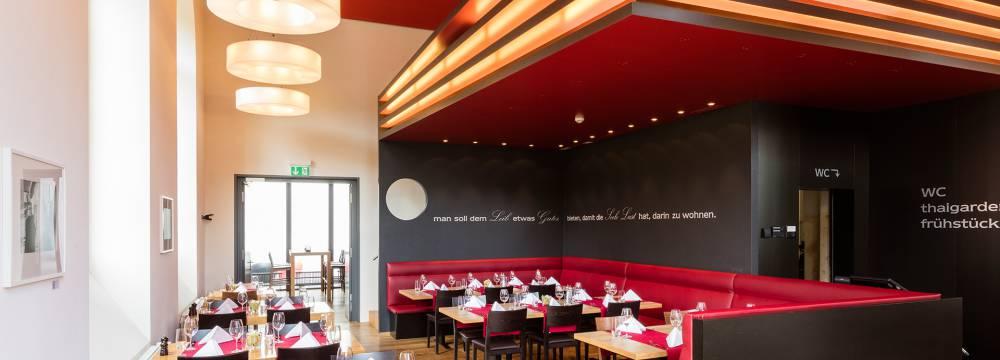Restaurants in Glattfelden: Kesselhaus (Hotel Riverside)