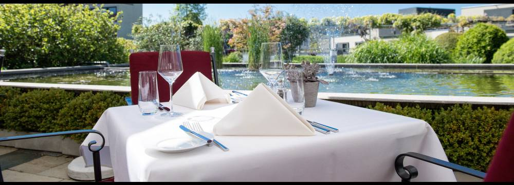 Restaurants in Meilen: Tertianum Parkrestaurant