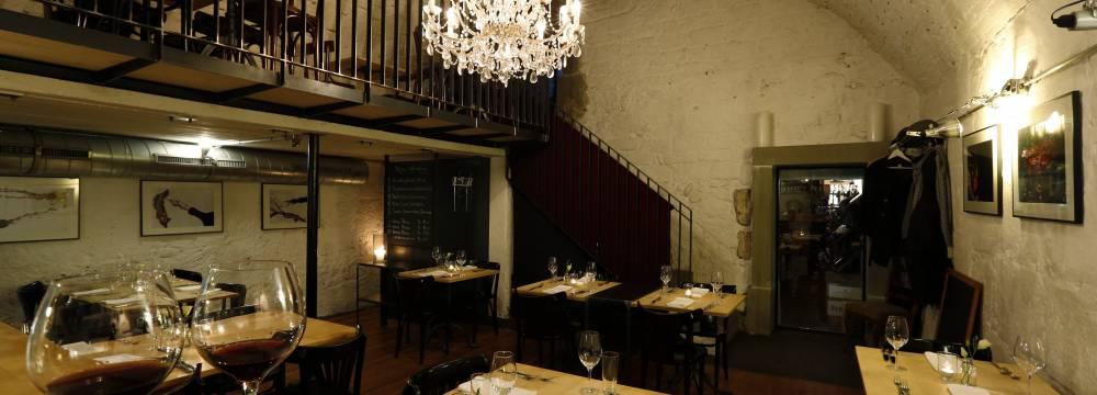 Restaurants in Bern: Tredicipercento Restaurant & Weinbar
