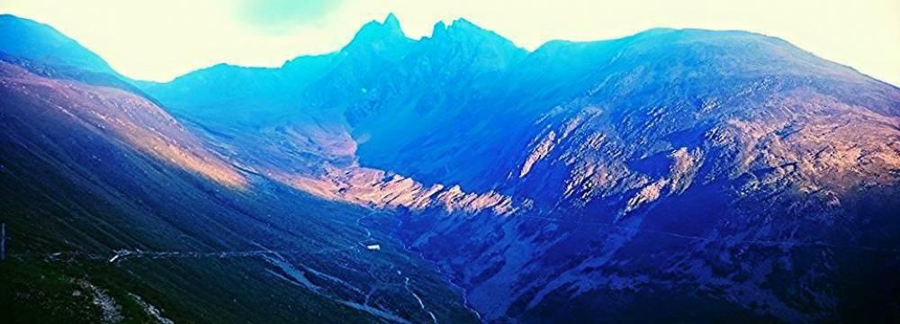 Alp Muottas  in Samedan