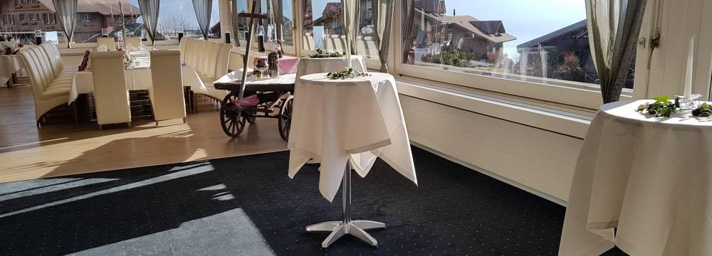 Restaurants in Sigriswil: Hotel Bären Sigriswil